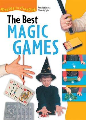 Best Magic Games af Annalisa Strada, Gianluigi Spini