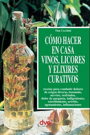 Como hacer en casa vinos, licores y elixires curativos