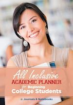 All Inclusive Academic Planner for Beginning College Students