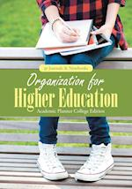Organization for Higher Education. Academic Planner College Edition.