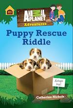 Puppy Rescue Riddle (Animal Planet Adventures Chapter Books)