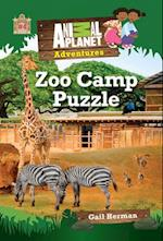 Zoo Camp Puzzle (Animal Planet Adventures Chapter Books)