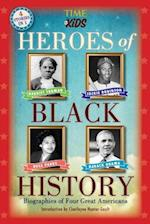 Heroes of Black History (Time for Kids)