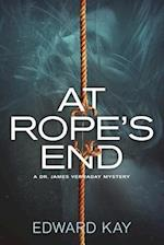 At Rope's End (Dr James Verraday Mystery)