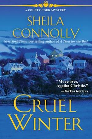 Bog, paperback Cruel Winter af Sheila Connolly