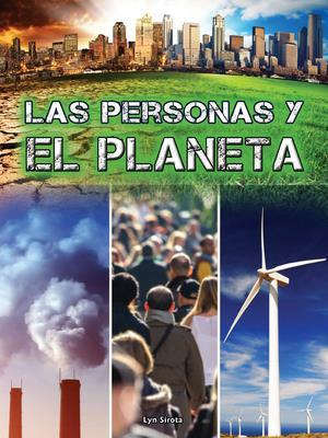 Bog, paperback Las Personas y El Planeta (People and the Planet) af Lyn Sirota