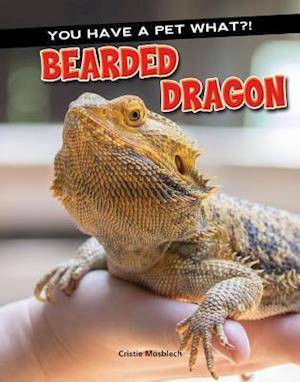 Bog, hardback Bearded Dragon af Cristie Mosblech