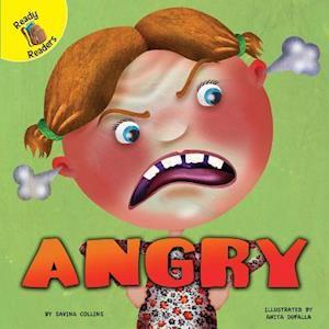 Bog, paperback Angry af Savina Collins