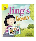 Jing's Family (All Kinds of Families, nr. 9781)