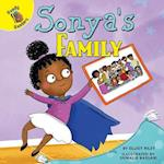 Sonya's Family (All Kinds of Families, nr. 9781)