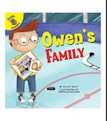 Owen's Family (All Kinds of Families, nr. 9781)