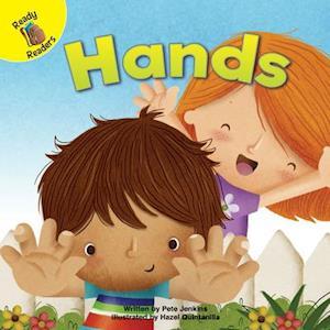 Bog, paperback Hands af Pete Jenkins