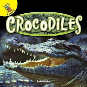Bog, paperback Crocodiles af Darla Duhaime