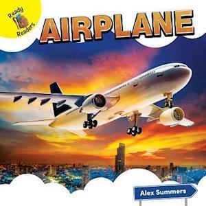 Bog, paperback Airplane af Alex Summers