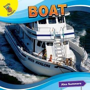 Bog, paperback Boat af Alex Summers
