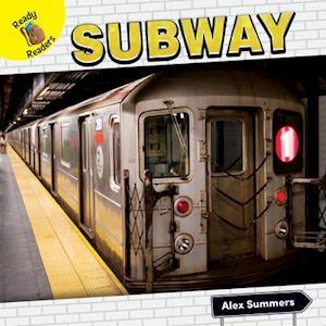 Bog, paperback Subway af Alex Summers