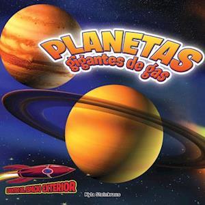 Bog, paperback Planetas Gigantes de Gas af Kyla Steinkraus