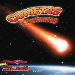 Bog, paperback Cometas y Meteoros af Chana Stiefel