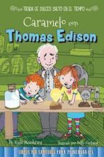 Caramelo Con Thomas Edison (Tienda de Dulces Salto en el Tiempo Time Hop Sweets Shop)