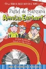 Pastel de Manzana Con Amelia Earhart (Tienda de Dulces Salto en el Tiempo Time Hop Sweets Shop)