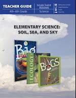 Elementary Science of Soil, Sea & Sky (Teacher Guide)