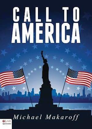 Bog, paperback Call to America af Michael Makaroff