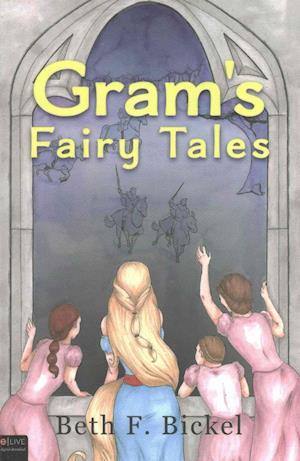 Bog, paperback Gram's Fairy Tales af Beth F. Bickel