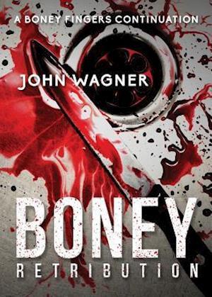 Bog, paperback Boney Retribution af John Wagner