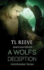 A Wolf's Deception af Tl Reeve