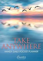 Take Anywhere Handy Daily Pocket Planner