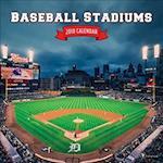 Baseball Stadiums 2018 Calendar