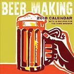 Beer Making 2018 Calendar