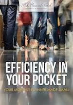 Efficiency in Your Pocket