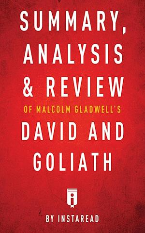 Bog, paperback Summary, Analysis & Review of Malcolm Gladwell's David and Goliath by Instaread af Instaread