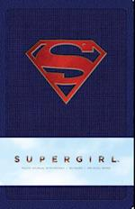 Supergirl Hardcover Ruled Journal (Insights Journals)