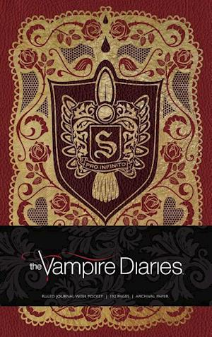 Bog, hardback Vampire Diaries Ruled Journal af Insight Journals