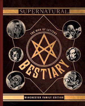 Bog, hardback Supernatural af Insight Editions