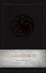 Game of Thrones: House Targaryen Ruled Pocket Journal