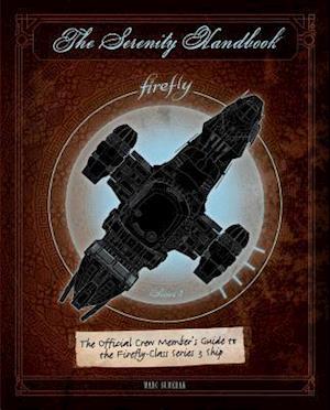Bog, hardback The Serenity Handbook af Marc Sumerak