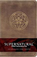 Supernatural: John Winchester Hardcover