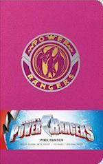 Power Rangers: Pink Ranger Hardcover Ruled Journal