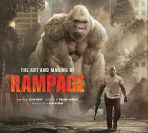 Bog, hardback The Art and Making of Rampage af Insight Editions
