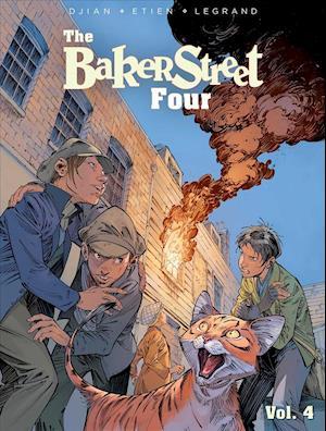 Baker Street Four, Volume 4