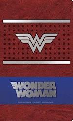 DC Comics: Wonder Woman Ruled Notebook