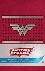 DC Comics: Justice League Pocket Journal Collection