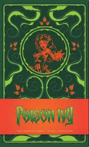 Bog, hardback Dc Comics - Poison Ivy Ruled Journal af Insight Editions