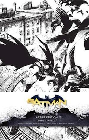 DC Comics: Batman Hardcover Ruled Journal