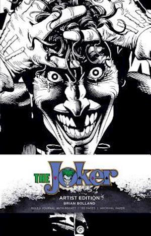 DC Comics: Joker Hardcover Ruled Journal