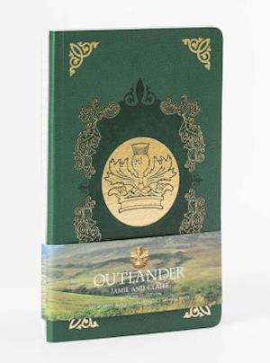 Ukendt format Outlander: Journal Collection (Set Of 2)
