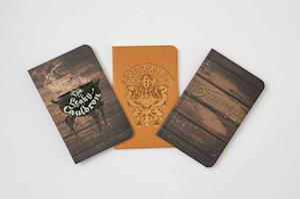 Bog, paperback Harry Potter - Diagon Alley Pocket Journal Collection af Insight Editions